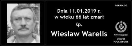 Wiesław Warelis