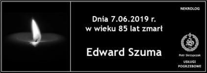 Ś.P. Edward Szuma
