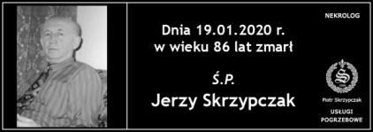 Ś.P. Jerzy Skrzypczak