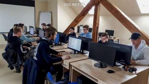 Kurs ECDL w ZSP w Kaliszu Pomorskim