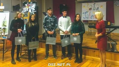 Szkolna Gala Talentów w Kaliszu Pomorskim