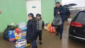 FC-ZDR organizuje transport karmy do schroniska w Choszcznie. Możesz się dołączyć