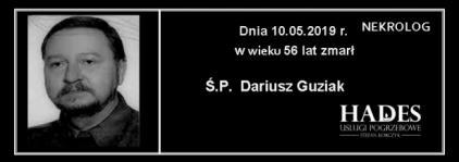 Ś.P. Dariusz Guziak