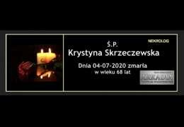 Ś.P. Krystyna Skrzeczewska
