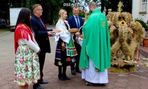 Czaplinek Dożynki gminne w Trzcińcu