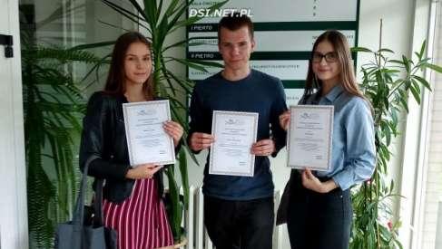 Uczniowie z LO w Złocieńcu wzięli udział w konferencji genetycznej