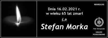Ś.P. Stefan Morka