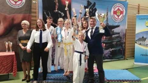 Karatecy z Drawska najlepsi w Resku