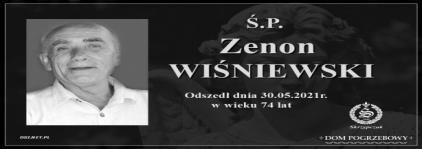 Ś.P. Zenon Wiśniewski