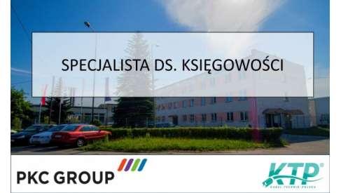 SPECJALISTA DS. KSIĘGOWOŚCI w PKC Group Kabel-Technik-Polska Spółka z o.o.