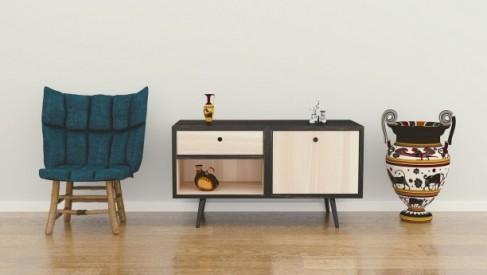 Meble designerskie -  jak stworzyć oryginalne i nieszablonowe wnętrze?