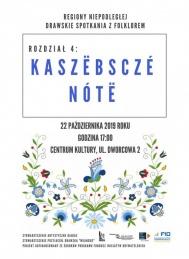 2019-10-22 Drawskie spotkania z folklorem - Kaszuby