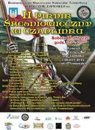 2020-08-15 II Piknik Średniowieczny w Czaplinku