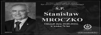 Ś.P. Stanisław Mroczko