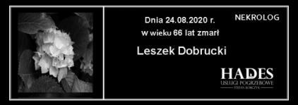 Leszek Dobrucki