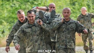 Złocieniec: Żołnierze sprawdzili się w ekstremalnych konkurencjach, dowódca jednostki też podjął wyzwanie