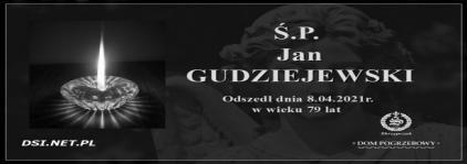 Ś.P. Jan Gudziejewski