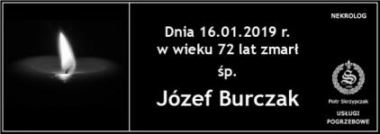 Ś.P. Józef Burczak