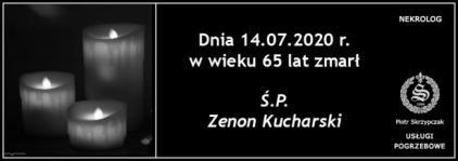 Ś.P. Zenon Kucharski
