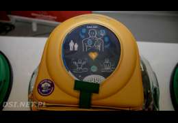 Projekt strażaków okazał się najlepszy. Na wsie trafią defibrylatory AED