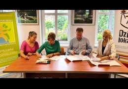 Fundacja Magia Serca rozpoczyna projekt dla pensjonariuszy i pracowników Domu Pomocy Społecznej w Darskowie. Ma wsparcie LGD