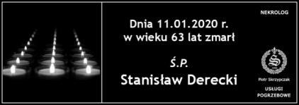 Ś.P. Stanisław Derecki