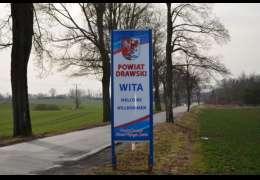 11 nowych witaczy powiatu drawskiego