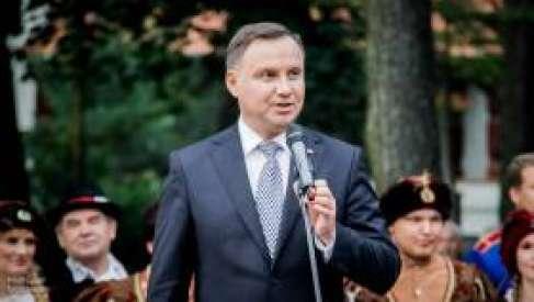 Prezydent Andrzej Duda przyjedzie do Drawska w środę