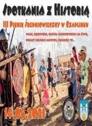 2021-08-14 Spotkanie z Historią - III Piknik Średniowieczny w Czaplinku