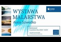 2020-10-06 Anna Szwedko - wernisaż wystawy