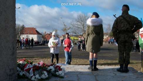 Obchody 74. rocznicy zakończenia walk  o  Kalisz Pomorski