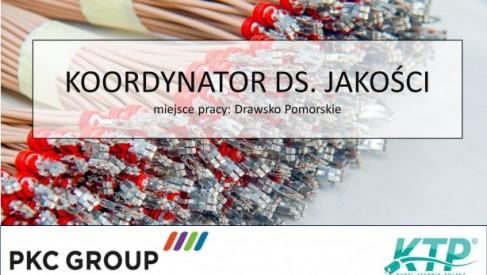 KOORDYNATOR DS. JAKOŚCI w PKC Group Kabel-Technik-Polska Spółka z o.o.