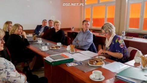 Spotkanie Pracodawców w szkole