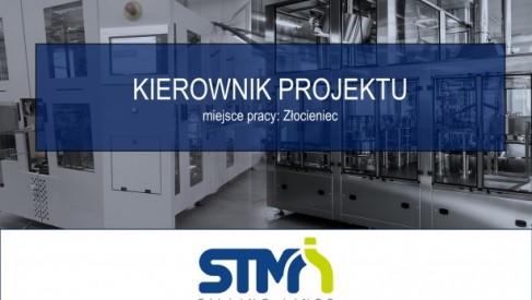 KIEROWNIK PROJEKTU w STM Sp. z o.o.
