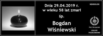 Ś.P. Bogdan Wiśniewski