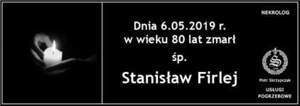 Ś.P. Stanisław Firlej