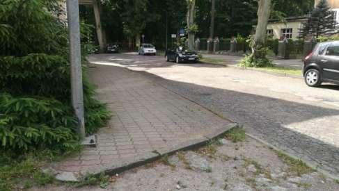 Ta ulica w Drawsku będzie miała wkrótce wyremontowane chodniki. Remont też w Ostrowicach