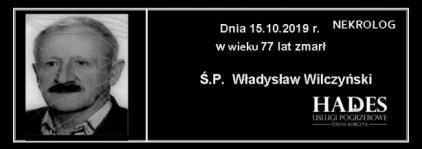 Ś.P. Władysław Wilczyński