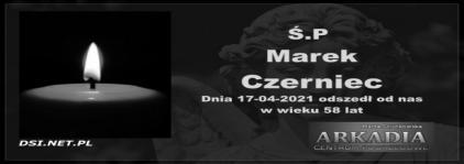 Ś.P. Marek Czerniec