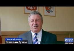 Video: Starosta Drawski o podium w rankingu Związku Powiatów Polskich