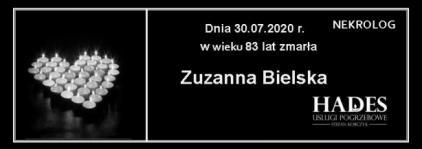 Ś.P. Zuzanna Bielska