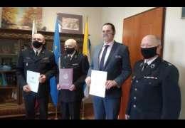 OSP Broczyno ma zostać włączone do Krajowego Systemu Ratowniczo – Gaśniczego. Dzisiaj podpisano porozumienie
