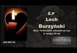 Ś.P. Lech Burzyński