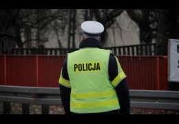 Napaść na policjanta w Złocieńcu