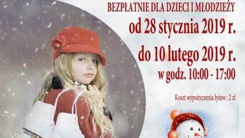 2019-01-28 do 2-10 Lodowisko dla dzieci i młodzieży