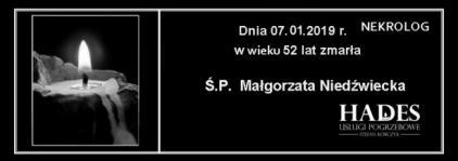 Ś.W. Małgorzata Niedźwiecka