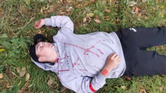 Ważna rola licealistów w ćwiczeniu WRZOS 21 na poligonie drawskim - zdjęcia