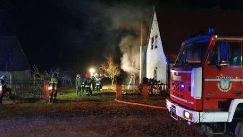 Kolejny pożar dzisiaj. Tym razem w Ostrorogu