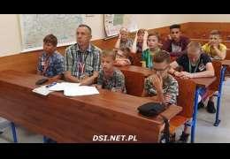 Szkoła w Czaplinku gości polskie dzieci z Litwy