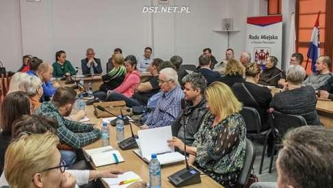 Burmistrz Drawska Pomorskiego spotkał się z przedstawicielami stowarzyszeń i organizacji.
